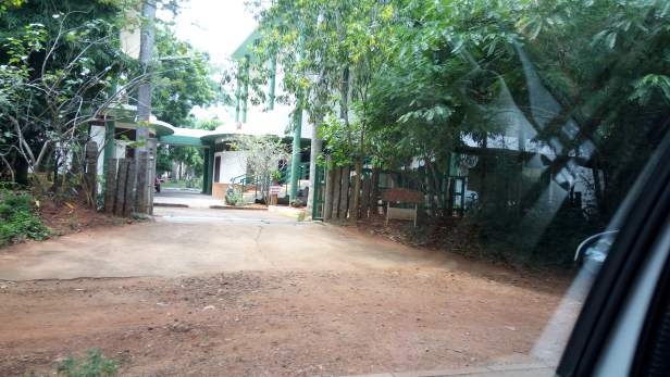 Entrance - Arka Guest House, Auroville