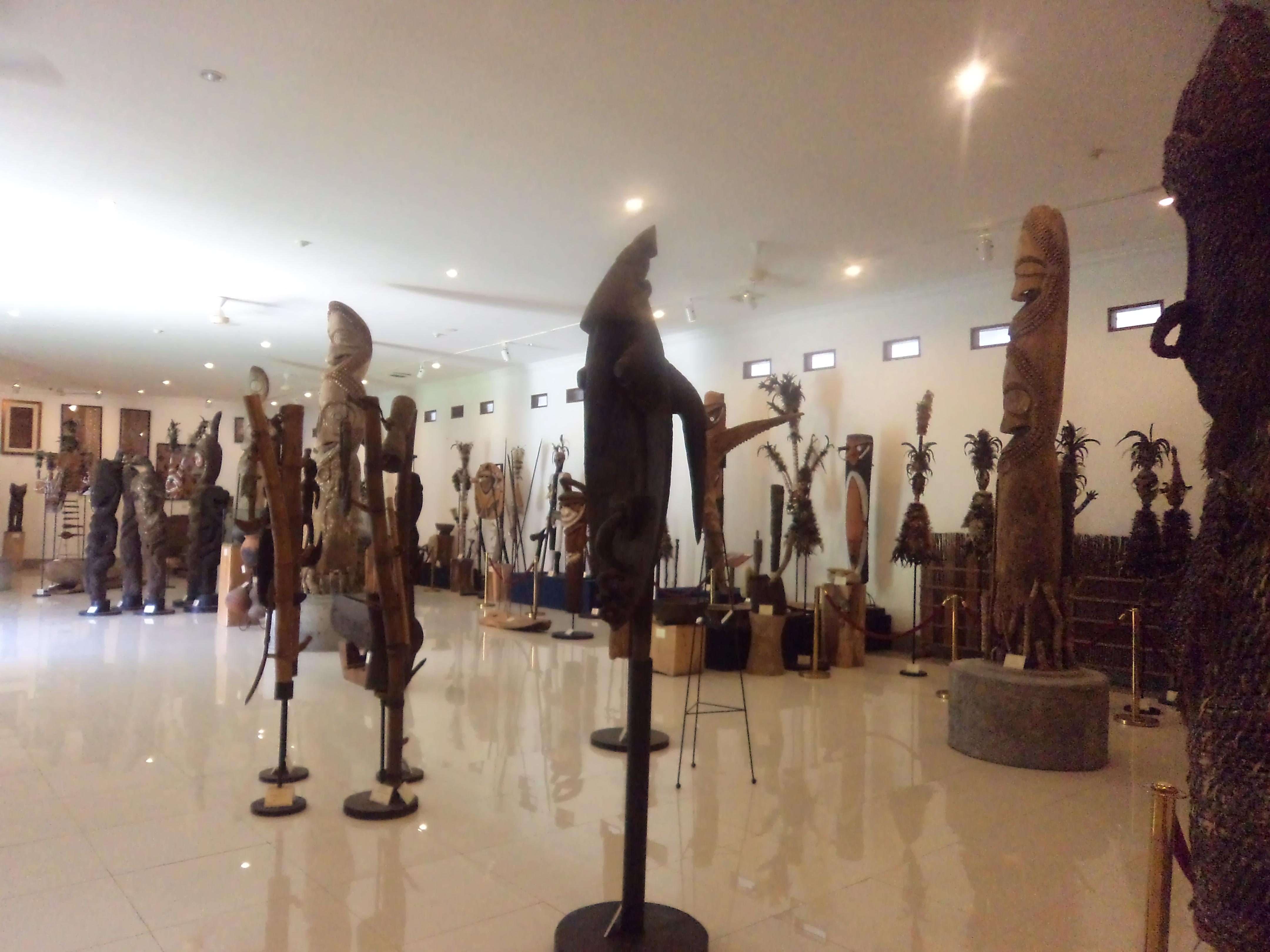 Museum Pacifika, Bali