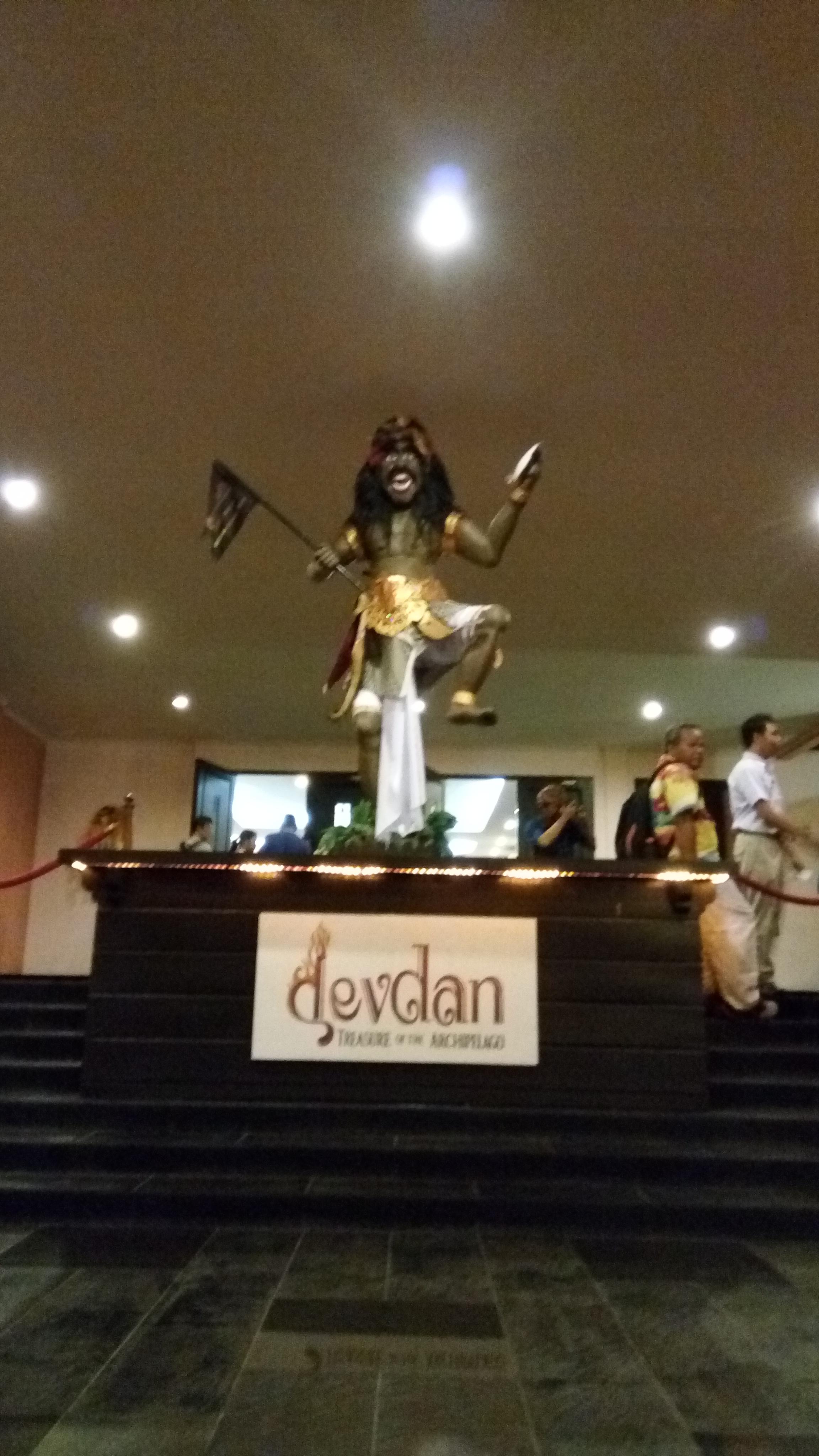 Devdan Show, Nusa Dua, Bali