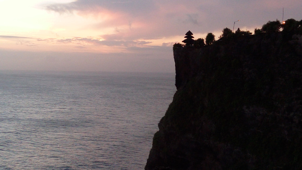 Uluwatu Temple Cliff