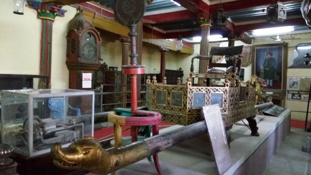 At Aina Mahal, Bhuj