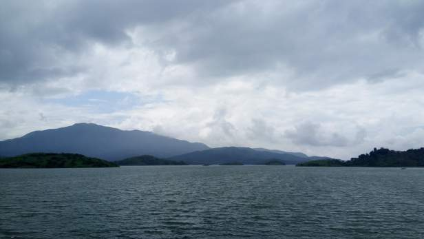 Bansura sagar dam reservoir