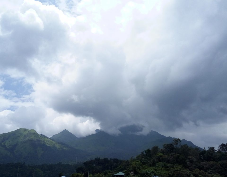 Wayanad during Monsoon