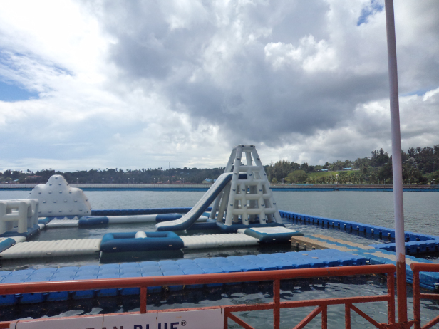 Water Slide at Andaman Water Sport Complex