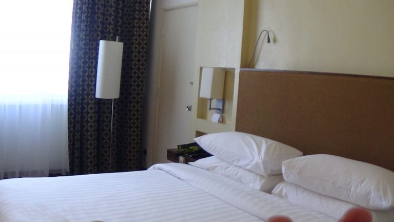Deluxe Room, Parkroyal Kitchener Road, Singapore