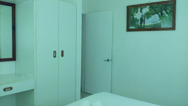 Bedroom 2 at Villa Idea, Praslin