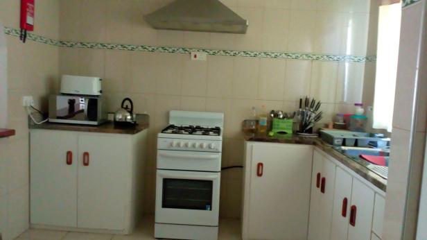 Kitchen at Villa Idea